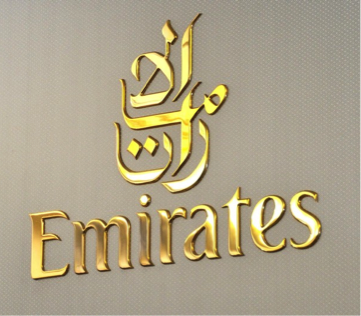 Emirates english vs arabic the design frontier