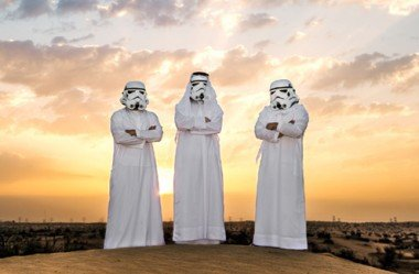 star wars middle east film & comic con