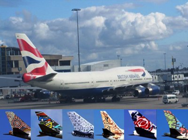 British airlines if it ain't broke don't fix it a look at global rebranding fails