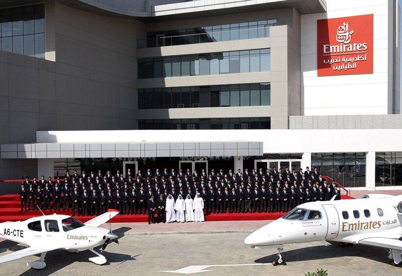 Branding Agency - Emirates Flight Training Academy