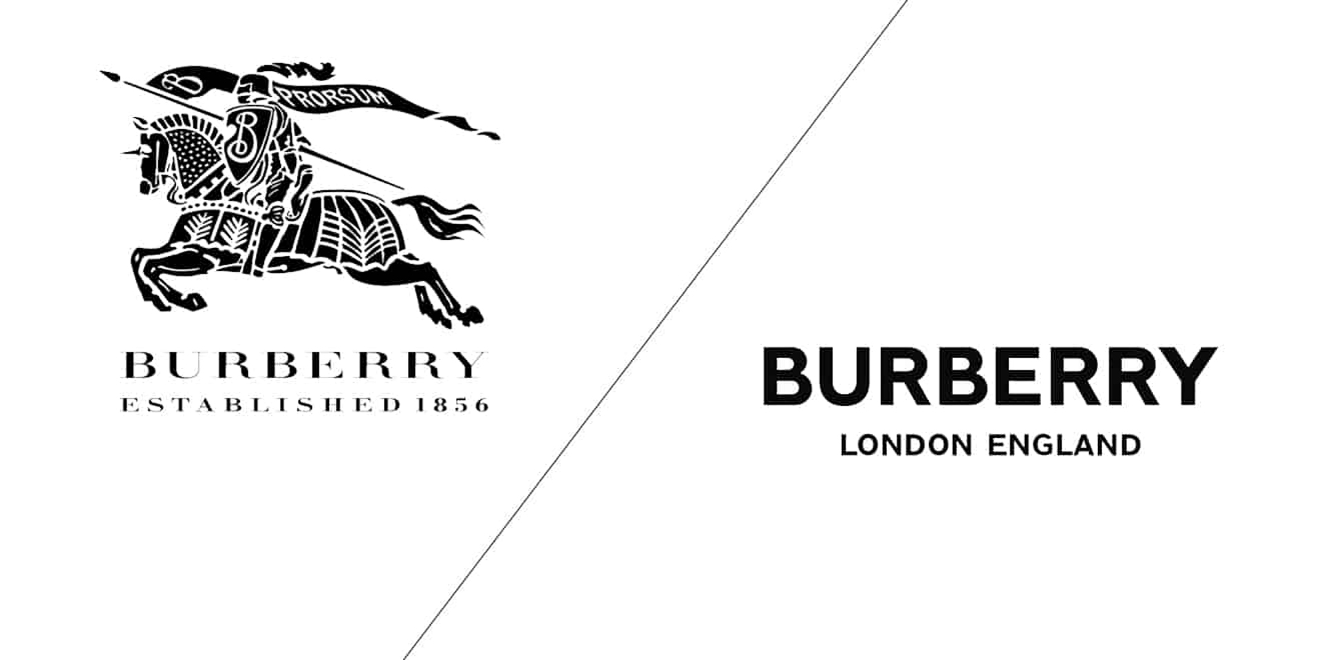 Burberry's New Brand Identity